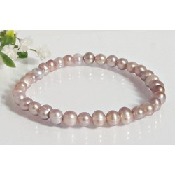 Perlen - Perlenarmband mit Gummizug 19 cm (PER11)
