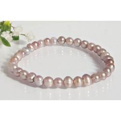 Perlen - Perlenarmband mit Gummizug 18 cm  (PER12)