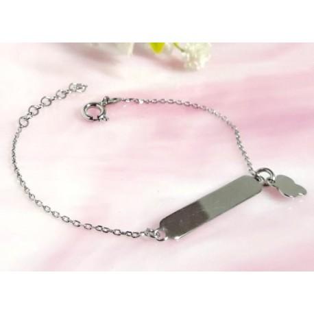 Kinderschmuck - Kinder Armband Silber 925 (SG88)*