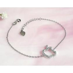 Silberschmuck - Armband Silber-925  (SG87)*