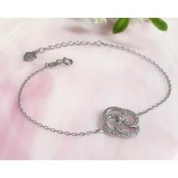 Silberschmuck - Armband Silber-925  (SG93)*