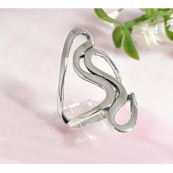 Silberschmuck - Damenring 17,5 mm Silber-925 (SR63)*