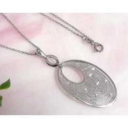 Silberschmuck - Damen Collier Silber-925 SD104a