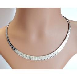 Silberschmuck - Damen Collier 42 cm Silber-925  (SD120)*