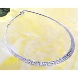Silberschmuck - Damen Collier 42 cm Silber-925  (SD121)*