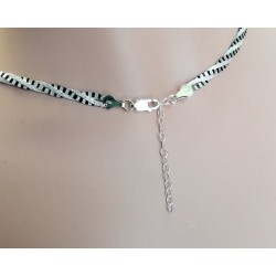 Silberschmuck - Designer-Collier 45cm Silber-925 (SD116)*