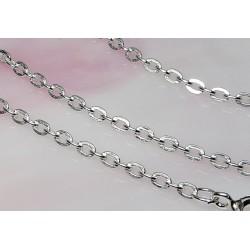 Silberschmuck - Ankerkette 40 cm Silber-925  (KA223-40)*