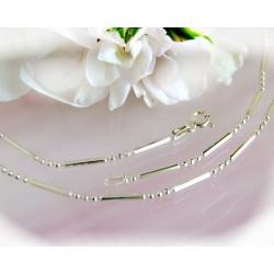 Damenkette 40 cm - 50 cm Silber-925 (KC86)