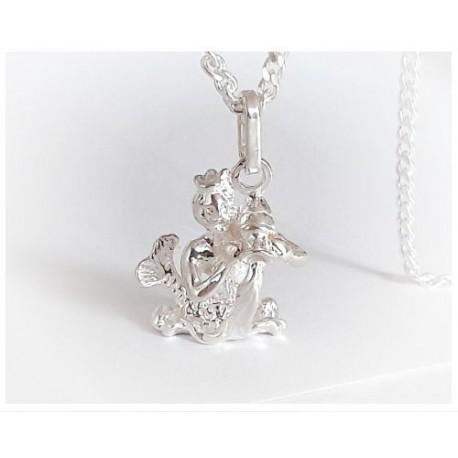 Silberschmuck - Sternzeichen - Wassermann (GL)*