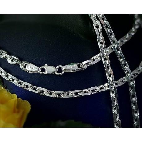 Herrenschmuck - Armband Silber 925 21 cm KE01-21