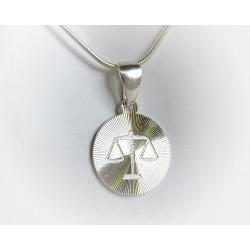 Silberschmuck - Sternzeichen - Waage (ST141)*