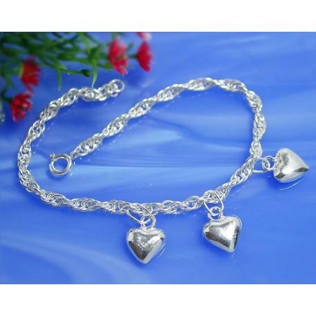 Silberschmuck - Armband Silber-925  (SA32)*