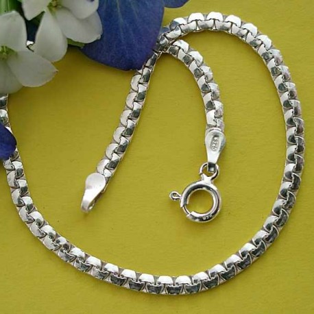 Silberschmuck - Armband 19 cm Silber-925  (AO)*