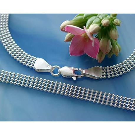Armband 20 cm Silber-925  (NP)