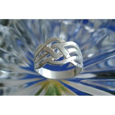 Silberschmuck - Damenring  Silber-925  (UZ)