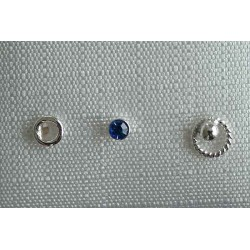 Piercing - Nasenpiercing  Silber-925  (HY)*