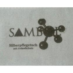 Pflegemittel - Silberpflegetuch  (K9)*