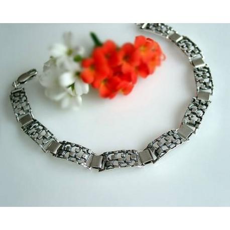 Silberschmuck - Armband  Silber-925  (SA02)*