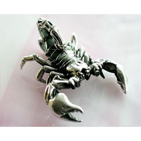 Drachen - Mystik - Anhänger Skorpion Silber-925  (SH01)*