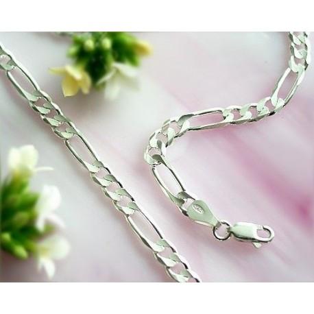Armband 20 cm Silber-925  (SA12)