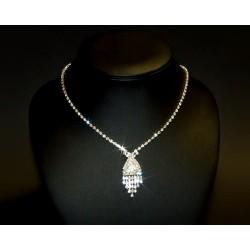 Modeschmuck - Modisches Collier (F030)*