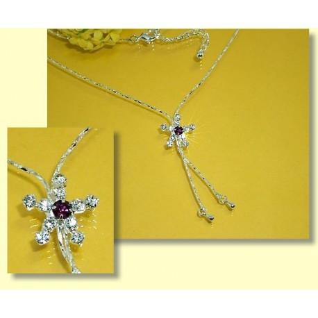 Modeschmuck - Modisches Collier (F037)