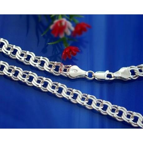 Damenkette 45cm Silber-925  (KA65)