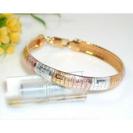 Armband 19 cm Silber 925 (KB07)