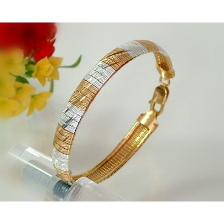 Armband 18 cm Silber 925 (KB10)
