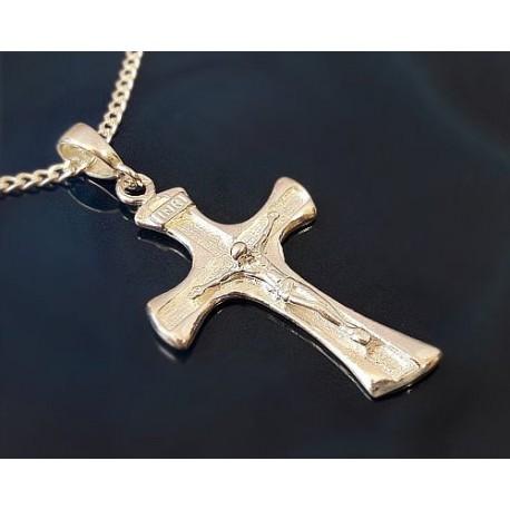 Silberschmuck Kreuzanhänger  Silber 925 SU102