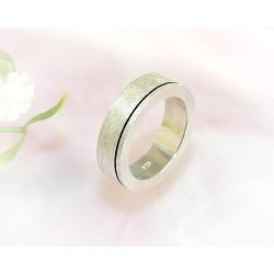 Silberschmuck - Damen / Herren Ring Silber-925  (SR57)