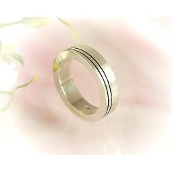 Silberschmuck - Damen / Herren Ring Silber-925  (SR56)