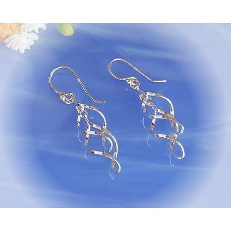 Silberschmuck - Ohrhänger  Silber-925  (SM62)*