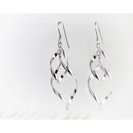 Silberschmuck - Ohrhänger  Silber-925  SM71A*