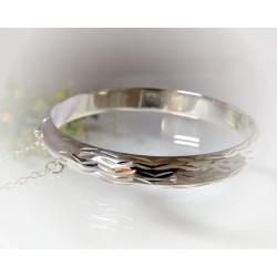 Silberschmuck - Armreif  Silber-925  (SG57)