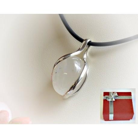 Mondsteinschmuck - Mondsteinanhänger  Silber-925  (MT24)*
