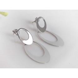 Ohrringe Silber 925 Ohrstecker Sterlingsilber sx83