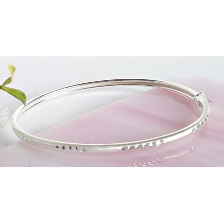 Silberschmuck Armreif Silber 925 Sterlingsilber 925 sa125