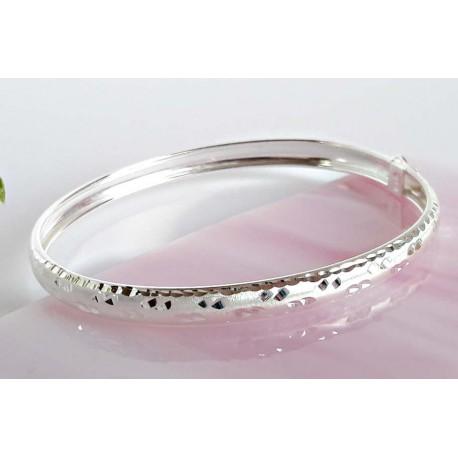 Silberschmuck Armreif Silber 925 Sterlingsilber 925 sa126a