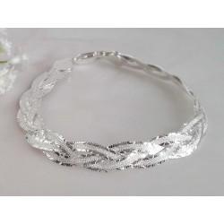 Silberschmuck - Armband 18 cm Silber 925 SG154a