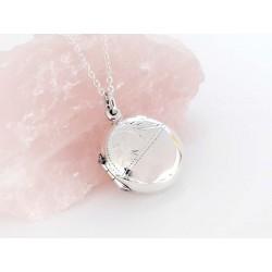 Silberschmuck - Medaillon Silber 925 su358