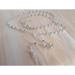 Devotionalien - Rosenkranz  Silber-925  KB102