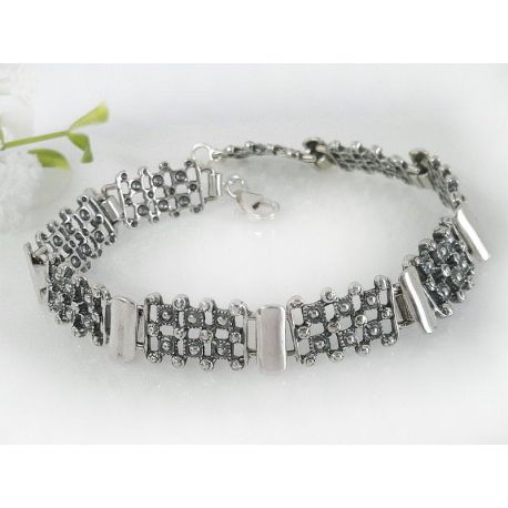 Silberschmuck - Silber  Armband Silber 925  SA41