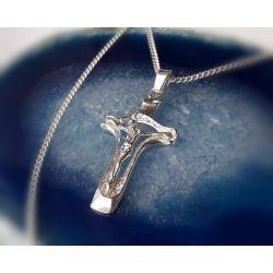 Silberschmuck Kreuz Anhänger Silber 925  DZ01