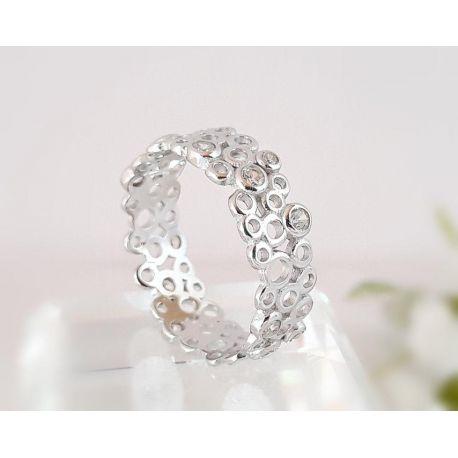 Silberschmuck - Silber Ring Silber-925 SS135