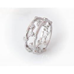 Silberschmuck - Damenring Silber-925  SS146