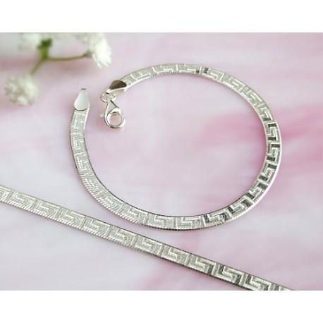 Silberschmuck - Armband 20 cm  Silber 925  (SG80)*