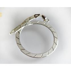 Silberschmuck - Armband 18 cm Silber 925 (SG81)*